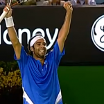 #NeverForget: Fernando Gonzlez Becomes Possessed by the Tennis Gods at the 2007 Australian Open