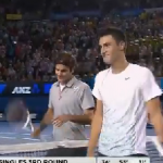 LiveAnalysis: Roger Federer vs Bernard Tomic, Australian Open Round Three