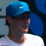 Bernard Tomic Wears a Hat. Twitter Reacts Accordingly.