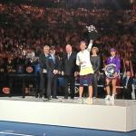 LiveAnalysis: Victoria Azarenka vs Li Na, Australian Open Final