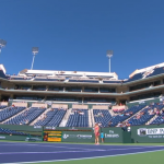 Liveblogging the First Saturday at Indian Wells