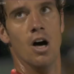 VIDEO: Richard Gasquet Gets Angry About Time Violation