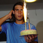 Beyond the Blog: A Young Rafael Nadal Blogs His Second French Open Title, His Birthday, and His Special Diet