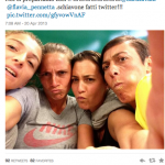 The Italian Fed Cup Team is the Best: A TwitPic Essay