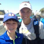 Fan Fare: Meet Jason, 15-Year-Old Tennis Writer and Wozniacki's Biggest Fan