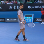 LiveAnalysis: Novak Djokovic vs Stanislas Wawrinka in the Australian Open Quarterfinals