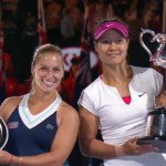 LiveAnalysis: Li Na vs Dominika Cibulkova in the 2014 Australian Open Final