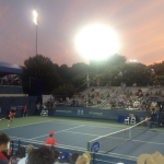 All About My Sunset Happy Hour With Richard and Tim at the Citi Open