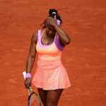 French Open Fan Fare: Panicking With Serena